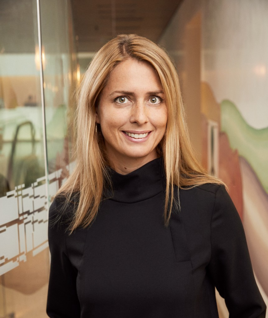 Helena Helmersson, COO at H&M, finds purpose in retail