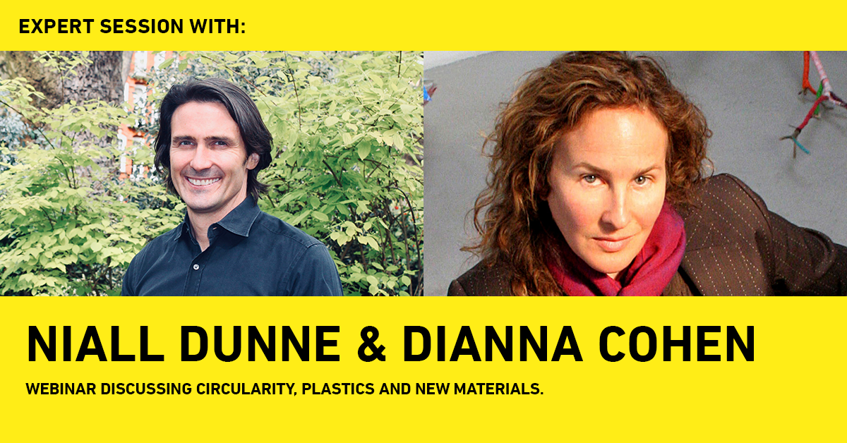 Expert Session #1 | Dianna Cohen & Niall Dunne